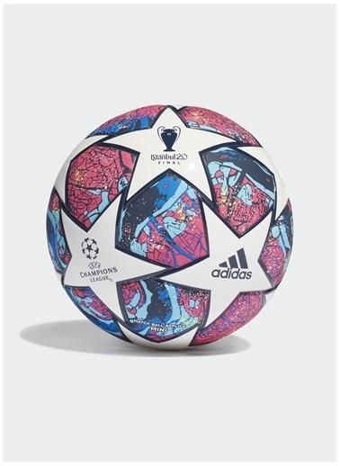 adidas adidas FH7348 FIN IST MINI Futbol Topu Beyaz